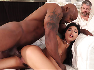 Interracial cuckold absurdity