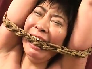 Japanese Hardcore BDSM plus Fetish Sex