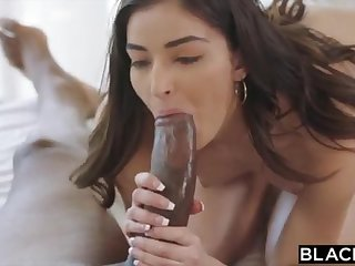 BLACKED School Academy Girl Vengeance Pounds Her Schoolteachers BIG BLACK COCK